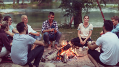Photo of 10 Unique Camping Games To Play Around The Campfire