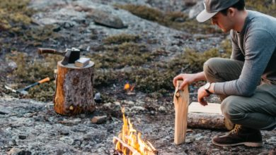 Photo of 10 Easy Ways to Make Homemade Fire Starters For Camping
