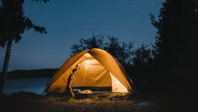 Photo of 5 Ways to Get Good Sleep Even When You're Camping