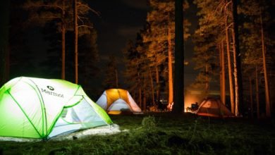 Photo of 5 Tips to Get Good Sleep in a Noisy Campground