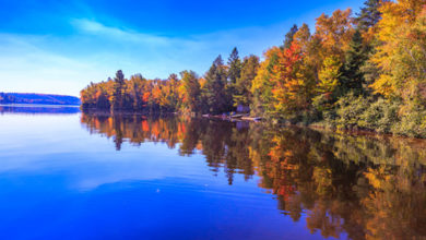 Photo of 6 Amazing Fall Camping Destinations