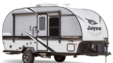 Photo of Jayco Hummingbird Travel Trailer Review